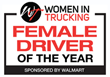 Women In Trucking Call for Nominations: 2020 Driver of the Year Award