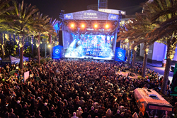 NAMM Grand Plaza Stage
