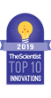 Announcing the Winners of The Scientist's Top 10 Innovations of 2019