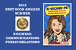 8 Second PR wins 2019 Best Book Award for Communications Public Relations Category
