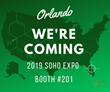 GoGreen Hemp is exhibiting at Soho Expo December 7th and 8th in Orlando, Florida
