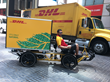 DHL Rolls Out Its Cubicycle in New York City, Participating in New Pilot Program to Test the Use of Cargo Bikes to Alleviate Traffic Congestion
