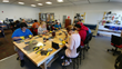 The inter-disciplinary College of the Canyons MakerSpace engaged students with workshops and connected with industry and the community through events.