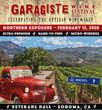 Garagiste Wine Festival Wins 'Best of the Fests', Kicks off 10th Anniversary Year in Sonoma on February 15th