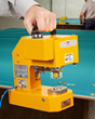 METALgrommets.com Introduces the ClipsShop® CS-TIDY-41 Portable Grommet Attaching Machine Which is Easy to Carry Around Oversize Fabrications
