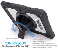 Rugged Case for iPad 7th Generation 10.2""