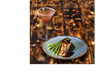 Grilled Salmon-For the adventurous to the classic food lover…a varied menu for every preference; plenty of vegan, vegetarian and gluten-free options on the menu, with allergens noted by each dish. ​