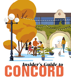 City of Concord featured in Diablo magazine January 2020 issue