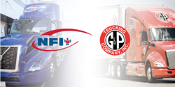 NFI Acquires G&P Trucking Company