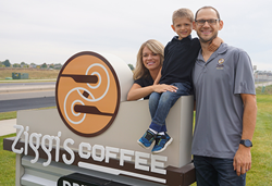 Steve and Jill Anderson are Expanding Their Ziggi's Coffee Franchise