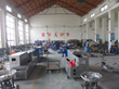 coil nail making machine production workshop