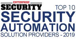 Enterprise Security Magazine - Top 10 Security Solution Providers 2019