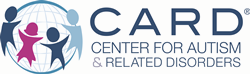 Logo for Center for Autism and Related Disorders, LLC (CARD)