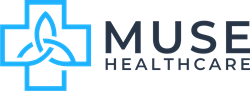 muse hospice analytics machine learning logo