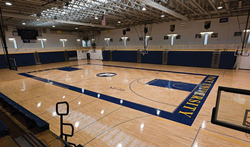 Pace University in Pleasantville, New York, home of the new Nike Volleyball Camps Serving Clinic.