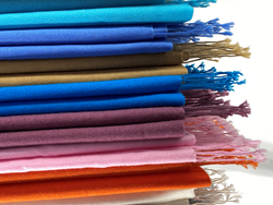 The Pashmina Store offers a wide selection of pashmina shawls, wraps and scarves.
