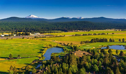Sunriver Resort in Bend, Oregon, home of the newest Nike Junior Golf Camps.