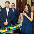 Pictured here, the Duke and Duchess of Sussex have been offered an opportunity to work with Sherwood Valley Casino in Willits, CA. USA