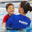 Big Blue Swim School is diving into Northern Virginia with the acquisition of Tom Dolan Swim School and with new schools in Chantilly and Fairfax.