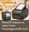 BIXOLON Features a Broad New Range of Printer Technology at NRF 2020
