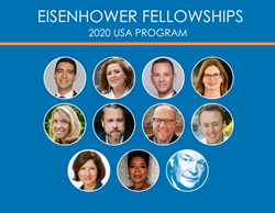 Eisenhower Fellowships 2020 USA Fellows