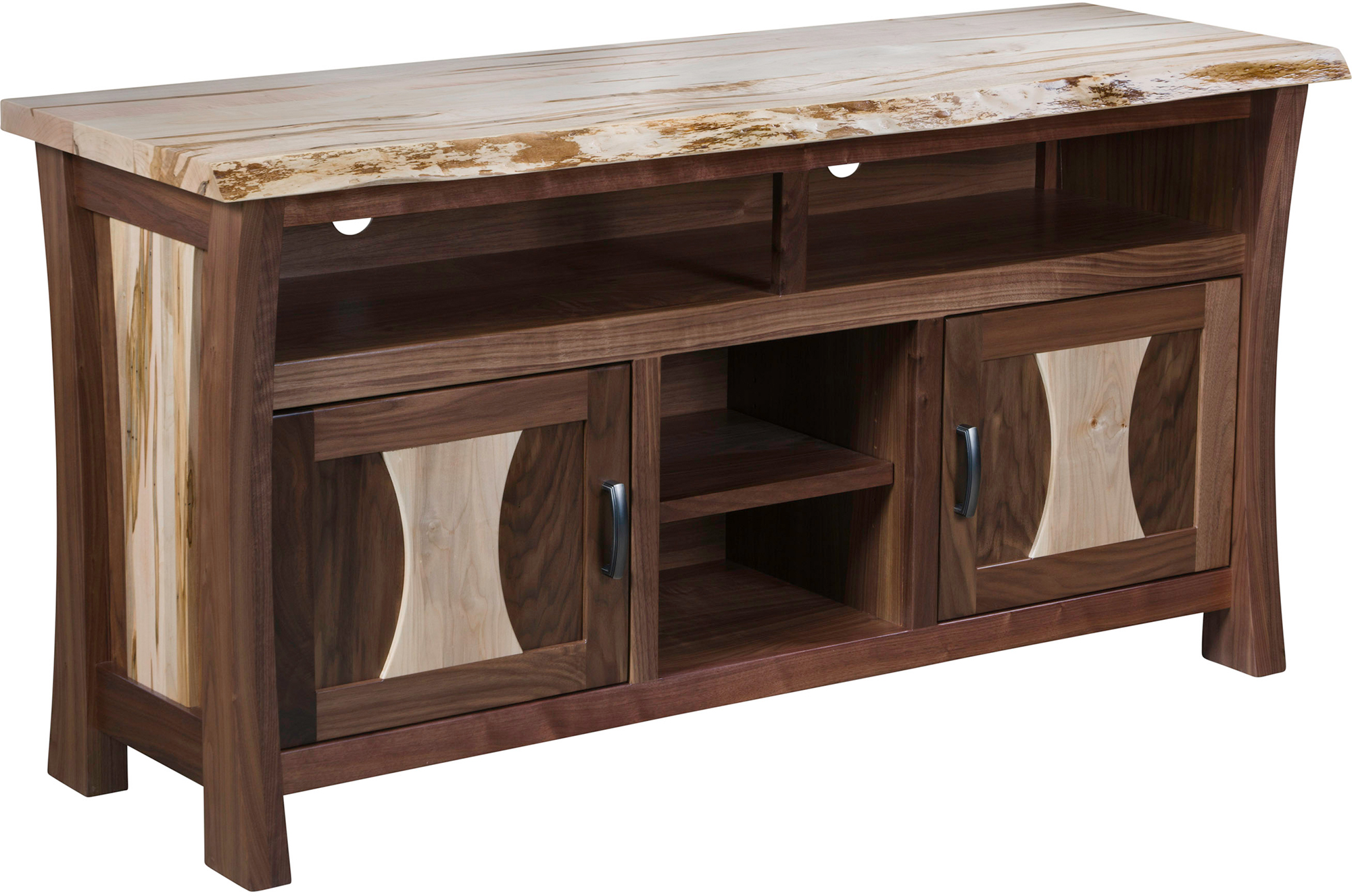 Newly Added Legacy Live Edge Tv Cabinet
