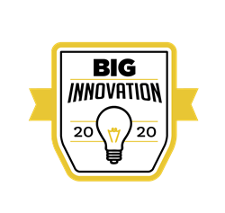 logo for BIG Innovation Award