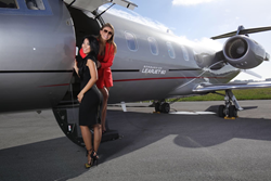 Tailgate at 40,000 Feet with a Private Jet Charter from $29,000 for the Big Game from Monarch Air Group
