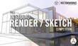 Vectorworks, Inc. and AIAS Announce 2019 In Studio Render/Sketch Competition Winners