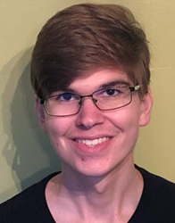 Gregory Moser is Ivey Engineering's sixth winner of the bi-annual essay scholarship contest.