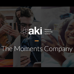 Aki Technologies is The Moment Company
