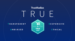 TRUE Banner Badge TrustRadius