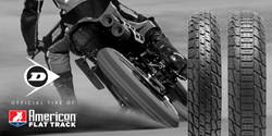 Dunlop Motorcycle Tires & American Flat Track Reveal DT4 Tire