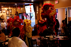 Chinese New Year in Las Vegas, NV at Kung Fu Thai & Chinese Restaurant