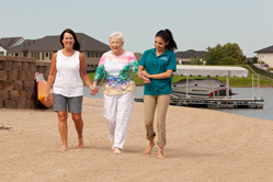 Aging in Place: Maintaining the Lifestyle You Love Right at Home, Sarasota, Florida.