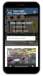 New Dolton Public Library District Website