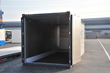ThermoBoxx™ is available with or without container doors