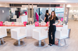 New owner, Kari Valcich, introduces updates to Blo Blow Dry Bar's Greenwich location.
