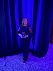 "Chantal Reznik of St. Andrews Country Club Awarded ""HR Professional of the Year"""