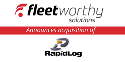 RapidLog Acquired by Fleetworthy Solutions