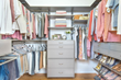 freedomRail Closet in Century Gray
