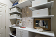 freedomRail Closet in White