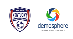 Kentucky Youth Soccer and Demosphere Partnership