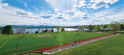 Brewster Academy in Wolfeboro, New Hampshire, home of a new Nike Field Hockey Camp.