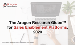 The Aragon Research Globe for Sales Enablement Platforms, 2020