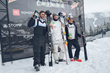 Monster Energy's Gus Kenworthy Takes Second in Men's Ski Modified Superpipe at Dew Tour Copper Mountain
