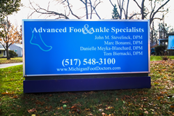 Plantar Wart treatment on the bottom of the foot and toes in Howell Michigan & Brighton Michigan.