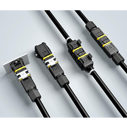 Heilind offering HARTING Han 1A Modular Connector System