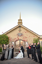 60 Weddings Scheduled for Valentine's Day 2020 at Chapel of the Flowers in Las Vegas