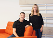 Matt Hertig, CEO, and Michelle Jacobs, president, are the co-founders of Alight Analytics.